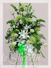 Remembrance Funeral Flower Arrangement
