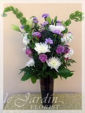 Eternal Memories :: Sympathy / Funeral Flower Arrangement